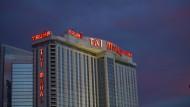 Einst Donald Trumps ganzer Stolz: Das Kasinohotel Trump Taj Mahal wird nun komplett schließen.