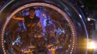 """Thor, Rocket und Groot in einer Szene in """"Avengers: Infinity War"""""""