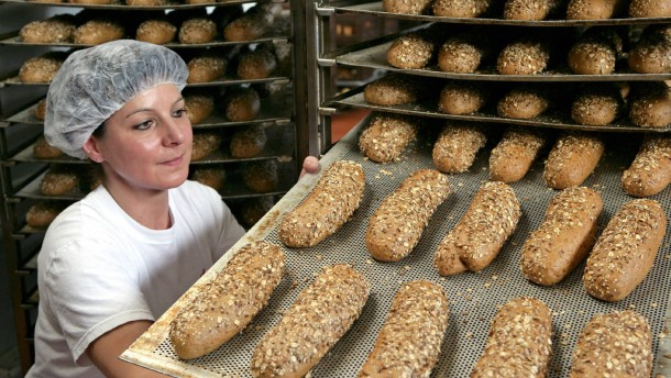 """""""Wer hat am Nachmittag frei? Der Bäcker!"""""""