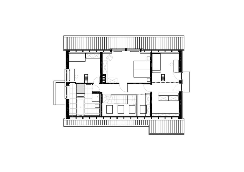 bilderstrecke zu neue h user 2012 haus bletgen ein haus sieht rot bild 9 von 9 faz. Black Bedroom Furniture Sets. Home Design Ideas