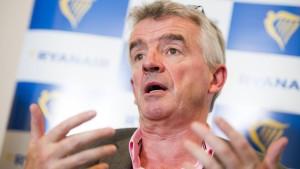 Ryanair-Chef kritisiert britische  Quarantäne