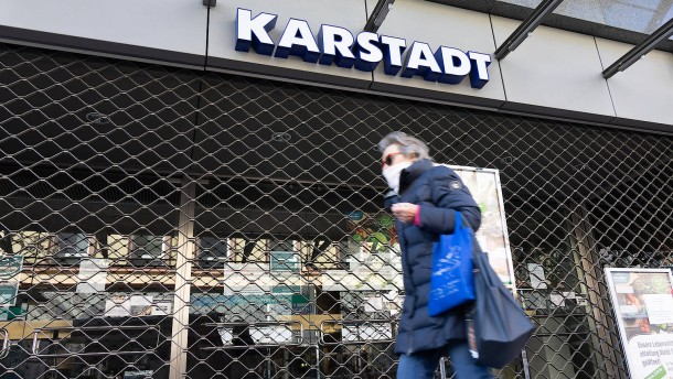 Karstadt Kaufhof flüchtet unter Rettungsschirm
