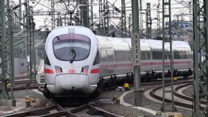 Bahn-Bauarbeiten sorgen für Verspätung