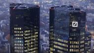 Gerüchte um Aufspaltung der Deutschen Bank