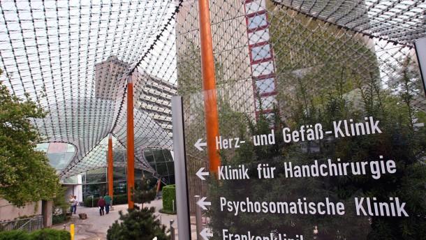 Aktionäre von Rhön Klinikum kippen Übernahmehürde