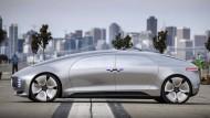 Das selbstfahrende Auto F015 von Daimler - Zukunft oder bedroht durch Hackerangriffe?