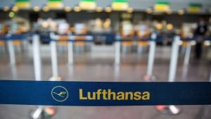 Lufthansa-Piloten bestreiken Langstreckenflüge