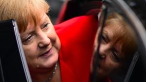 Merkel lobt Greta Thunberg