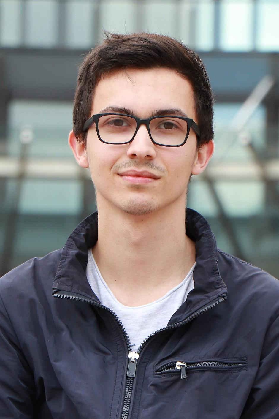 Luca Leittersdorf macht sich für Alexander Gauland stark.
