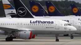 Lufthansa lehnt Rettungspaket vorerst ab