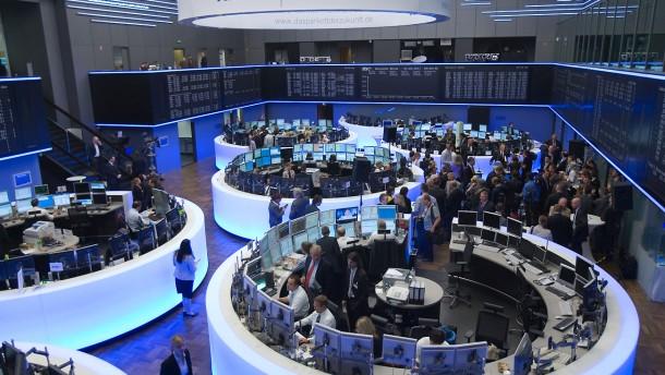 Aktionäre der Deutschen Börse stimmen Fusion zu