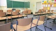 Das Klassenzimmer blieb für den Junglehrer ein abstrakter Ort.