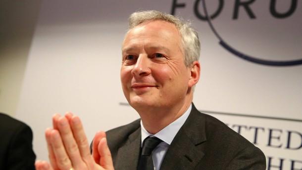 Frankreich erwartet Einigung zur Digitalsteuer bis zum Jahresende