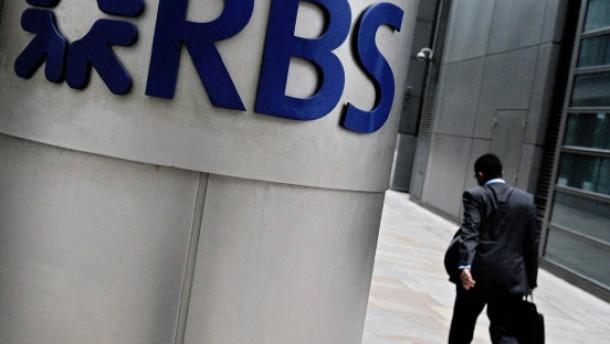 Britische Großbanken vor der Aufspaltung