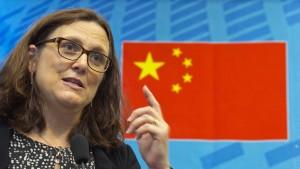 Welthandelsorganisation soll EU im Streit mit China helfen
