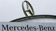 Wurden auch Mercedes-Diesel manipuliert?