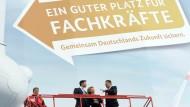 Deutschland fehlen viele Fachkräfte