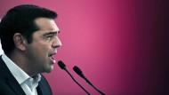 Tsipras will über Schulden nachverhandeln