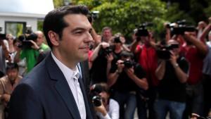Griechische Linke feuert Breitseite gegen Europa ab