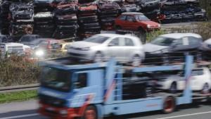Abwrackprämie beflügelt Automarkt weiterhin