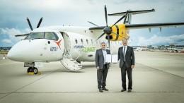 Auf dem Weg zum CO2-freien Flug
