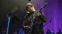 Auch Neil Young verkauft Autorenrechte