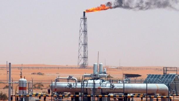 Das billige Öl kommt Saudi-Arabien teuer