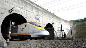 Deutsche Bahn darf künftig durch Kanaltunnel fahren