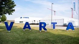 Varta schließt Liefervertrag mit Samsung ab