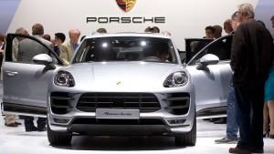 Porsche muss 60.000 Autos zurückrufen