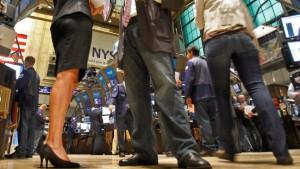 Börsen im Alles-halb-so-schlimm-Modus