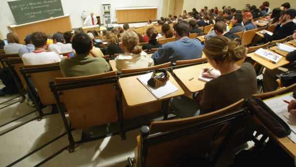 Wieder weniger Studienanfänger