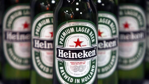 Heineken baut 8000 Stellen ab