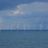 Gute Ausbeute: Offshore-Windräder vor der belgischen Küste