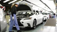 Toyota bleibt der größte Autobauer der Welt