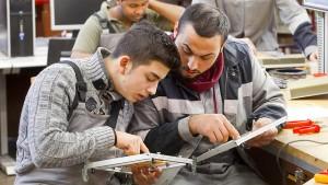 Mittelstand als Hoffnungsträger für Flüchtlinge