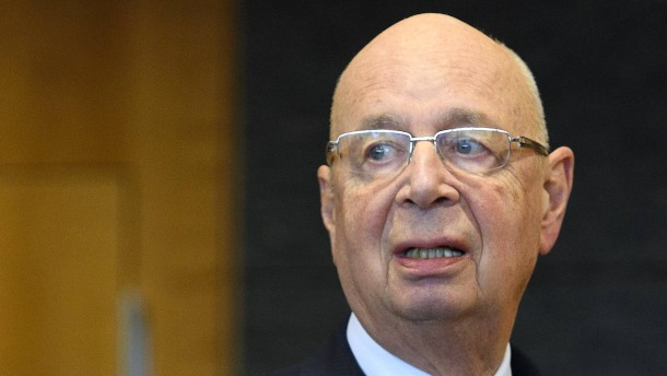 Ein neuer Präsident für das Weltwirtschaftsforum