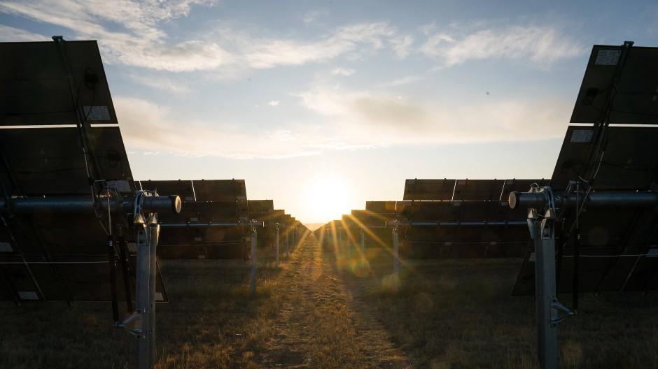 Noch mehr Solarenergie wagen: Die EU setzt sich neue Klimaziele.