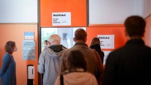 Welche Folgen hat die Berliner Pannen-Wahl?