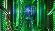 Rechenzentren rund um den Globus beherbergen mittlerweile gigantische Datenmengen.