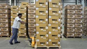 Dell  leidet am Schwenk zu Tablet-Computern