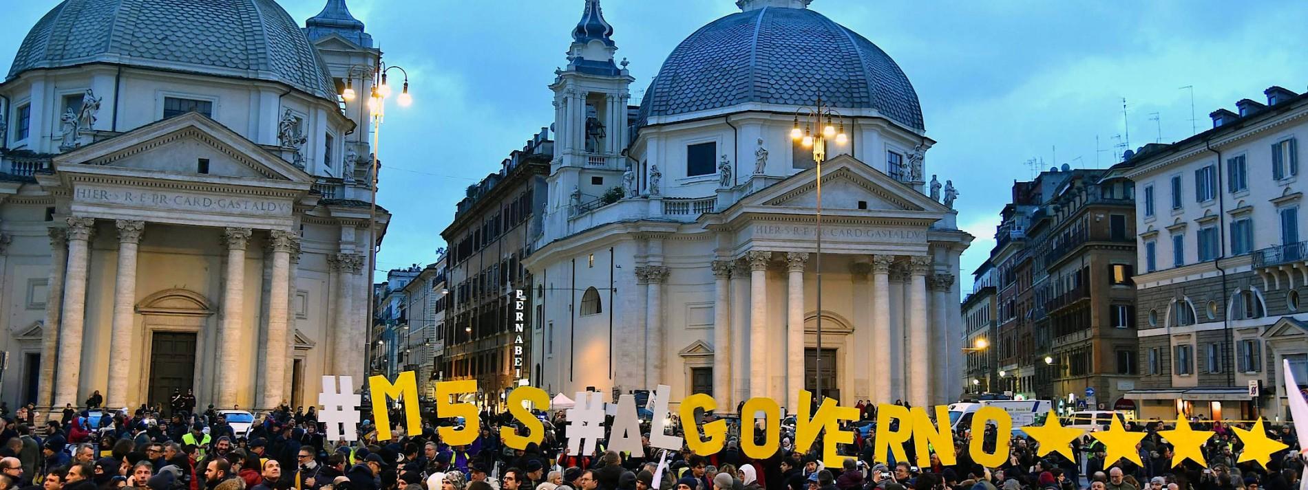 Italiens Reise ins Ungewisse