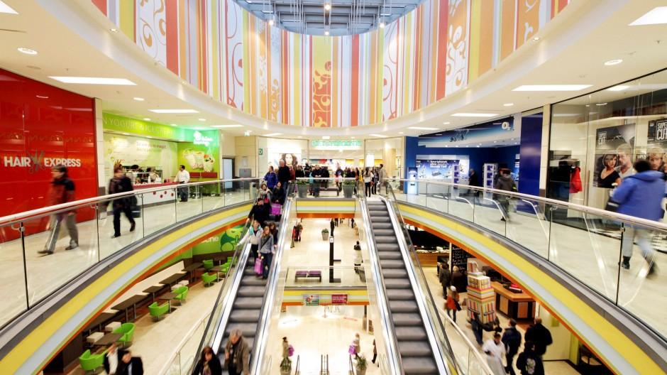 bergisch gladbach einkaufszentrum