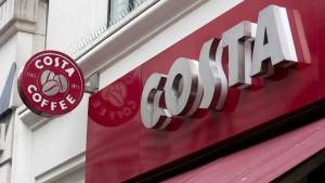 Coca-Cola kauft britische Kaffeemarke Costa