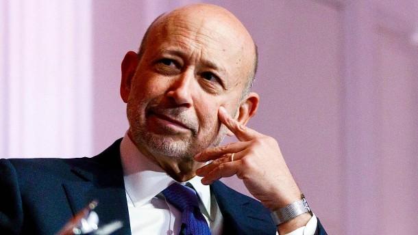 Goldman Sachs: Chefwechsel in der berühmtesten Bank der Wall Street