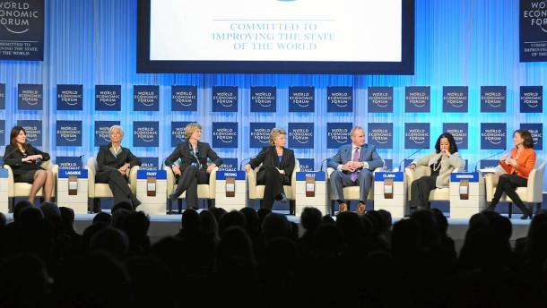 Die Power-Frauen erobern Davos