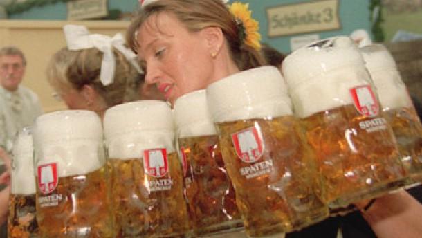 Interbrew übernimmt Biergeschäft von Spaten-Franziskaner