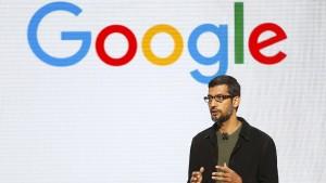 Google trotzt dem Brexit-Trend