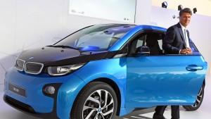 BMW fährt weniger Gewinn ein