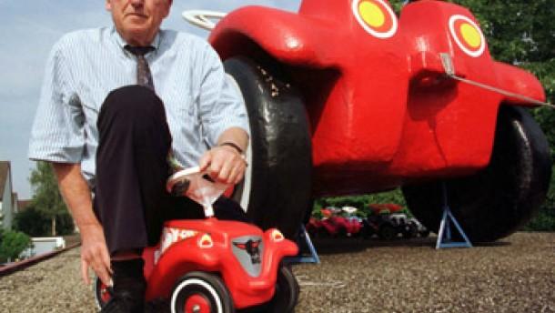 Vater des Bobby Car gestorben